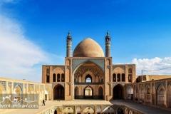 Agha Bozorg Mosque-Kashan