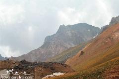 Alam Kuh -Hesar Chal-Hiking