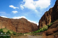 Andej Canyon-Alamut Valley
