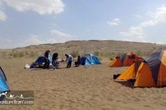 Dasht-e Kavir Desert Trekking