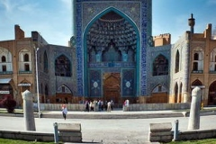 Imam Mosque-Naghsh-e Jahan Square-Isfahan
