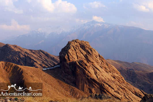 The Valley of Alamut
