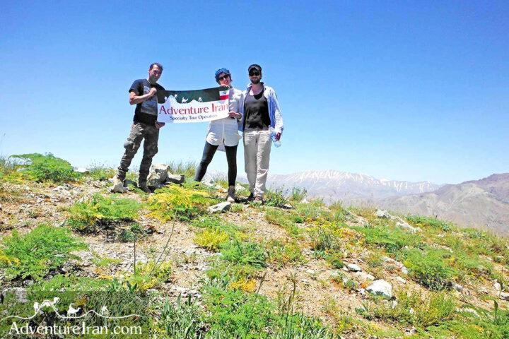 Iran Hiking
