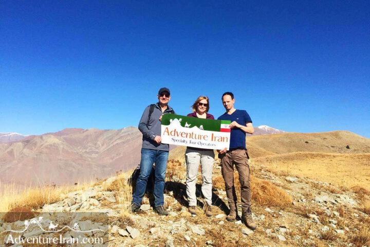 Hiking Iran